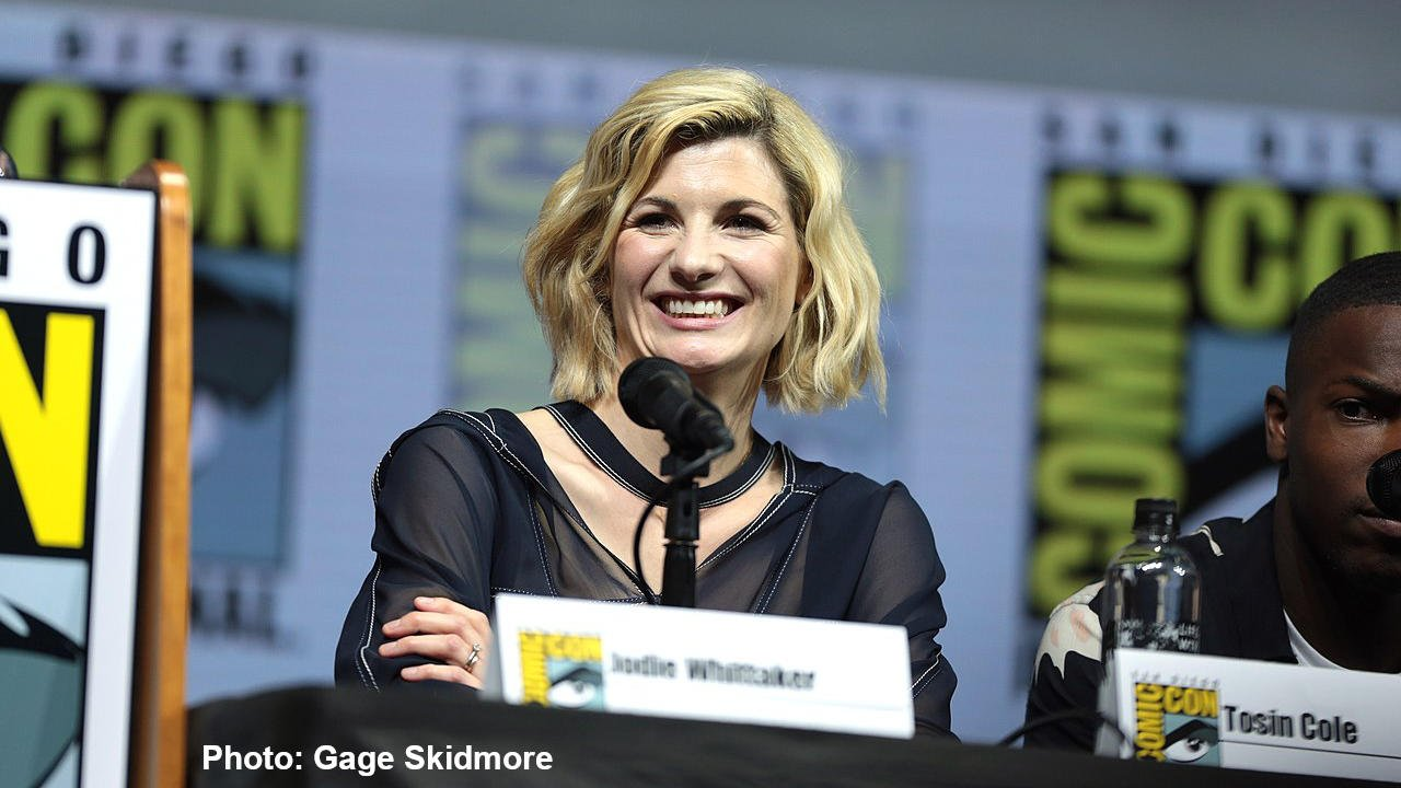 jodie whittaker dr who 2